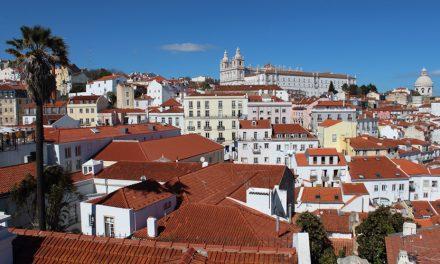 Lisbonne Pentecôte 2017