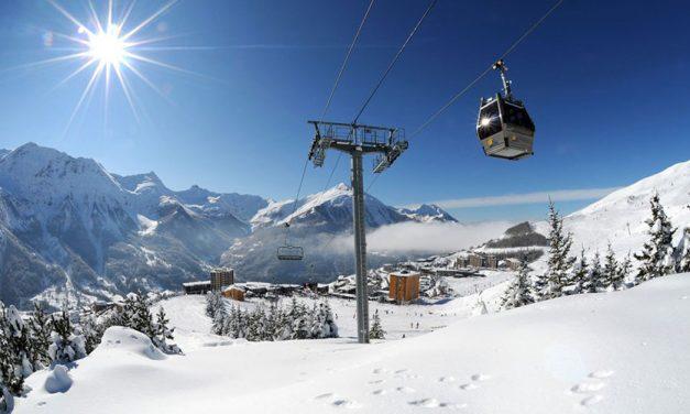 Vente Forfait Ski 2 stations hiver 2016/17