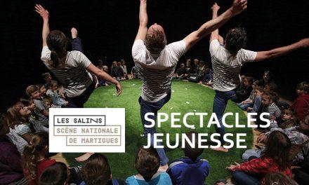 SAISON SPECTACLES JEUNESSE THÉÂTRE LES SALINS