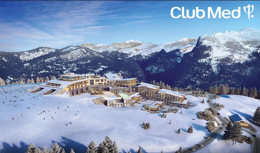 Séjour ski Club Med Samoëns