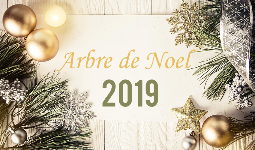 Invitation Arbre de Noël 2019