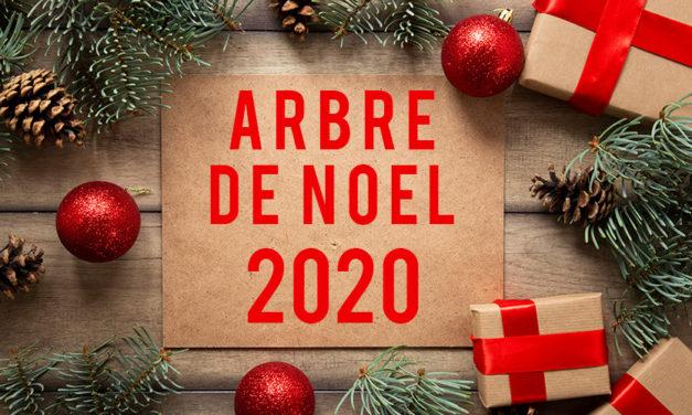 Important INFO – Arbre de Noël 2020