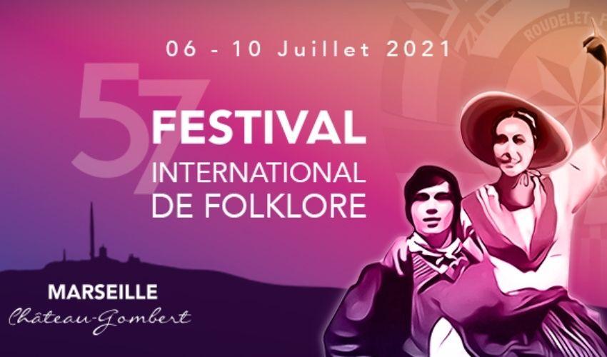 Festival International de Folklore de Château-Gombert 2021